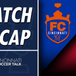 Match Report: FC Cincinnati vs Ottawa Fury