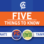 FC Cincinnati vs. Tampa Bay Rowdies: 5 Things to Know