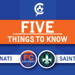 FC Cincinnati at Saint Louis FC: 5 Things to Know