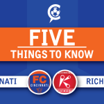 FC Cincinnati vs. Richmond Kickers: 5 Things to Know – Round 2