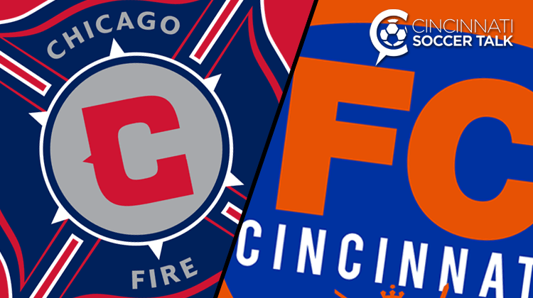 Taylor Twellman & Adrian Healey to Call FC Cincinnati vs. Fire on ESPN2