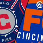 FC Cincinnati to Host Chicago Fire in US Open Cup Round of 16
