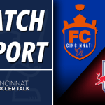 US Open Cup Match Report: FC Cincinnati vs. New York Red Bulls