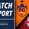 Match Report: FC Cincinnati at New York Red Bulls II