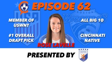 USWNT's Rose Lavelle