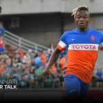 Victor Mansaray Leaves FC Cincinnati