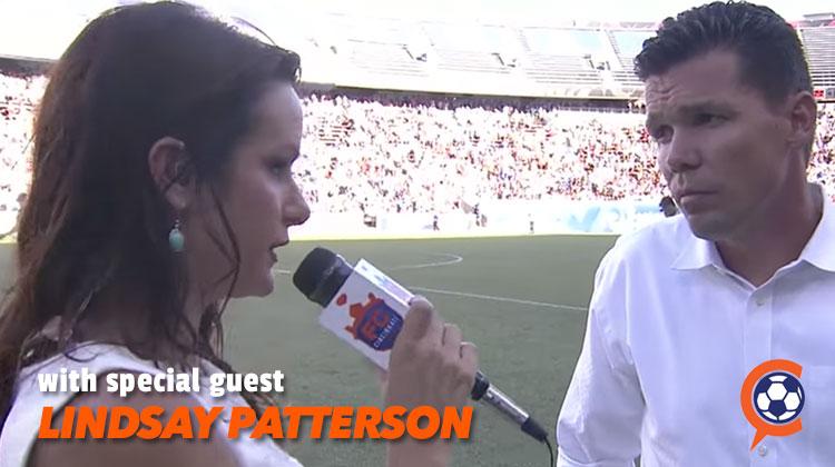 Lindsay Patterson Visits CST