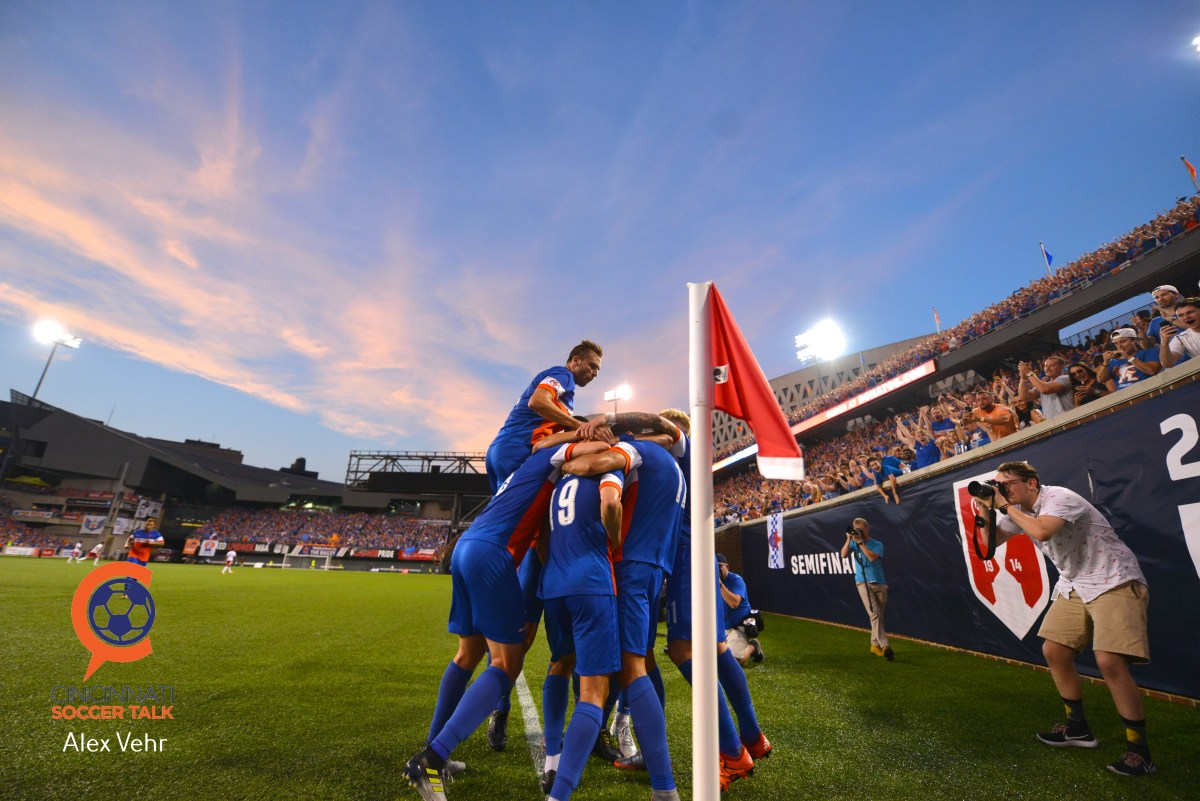 FC Cincinnati Full of New Faces as Workouts Begin