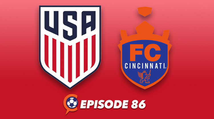 The Parallels Between FC Cincinnati and USMNT