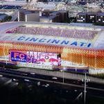 Stadium Infrastructure Deals Pass as FC Cincinnati is Named MLS Expansion Finalist