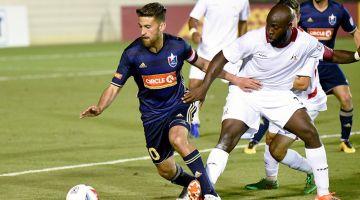 FC Cincinnati May Get Their #10 – Nazmi Albadawi