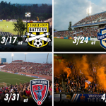 2018 FC Cincinnati Season Starts with Familiar Foes