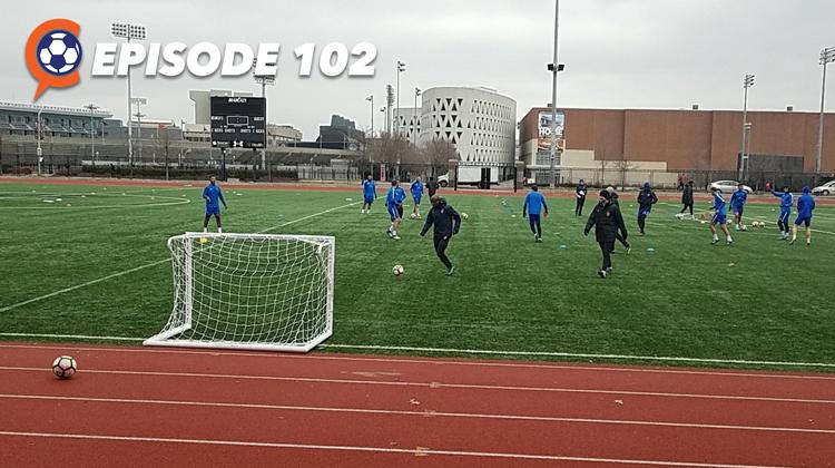FC Cincinnati's West End Options, MLS and Preseason