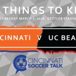 FC Cincinnati vs University of Cincinnati: 5 Things to know