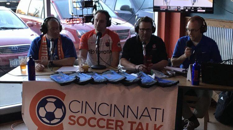 Episode 107 - FC Cincinnati Season Preview Show Live at Bucketheads