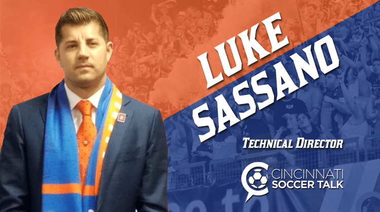 FC Cincinnati Add Sassano as Technical Director