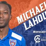 FC Cincinnati Sign MLS/NASL Veteran Michael Lahoud