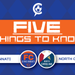 FC Cincinnati at North Carolina FC: 5 Things to Know