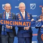 FC Cincinnati Gets the MLS Call