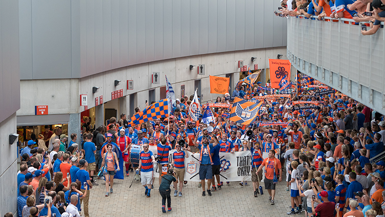 March to the Playoffs: FC Cincinnati Secures a Top Two Finish