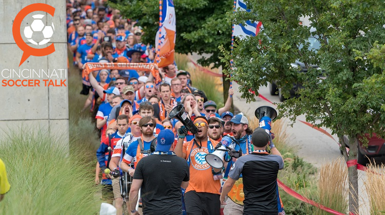 March to the Playoffs: FC Cincinnati Clinches a Home Playoff Game