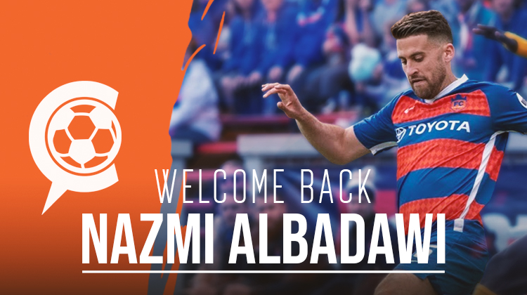 Source: Albadawi signs 1-year MLS contract with FC Cincinnati
