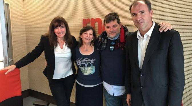 ESCRIBE TU RELATO DE MARZO (II): LAURA PRIETO DE RADIO NACIONAL DE ESPAÑA