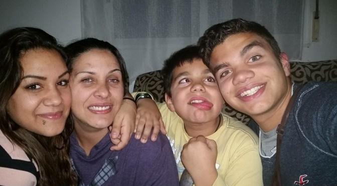 Este mes de junio ayudamos a la familia de Carmen Morillas ante la dificultad económica