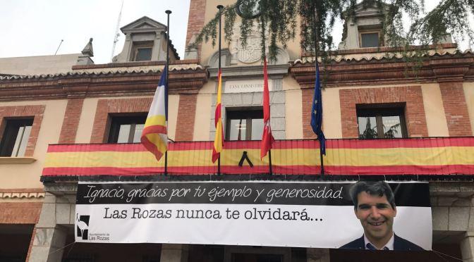 ESCRIBE TU RELATO DE JUNIO (II): Juan Ignacio Cabrera, concejal del @Ayto_Las_Rozas 