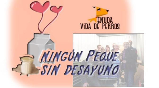 LA CAUSA DEL MES DE DICIEMBRE: NINGÚN PEQUE SIN DESAYUNO @NinPequesindesa