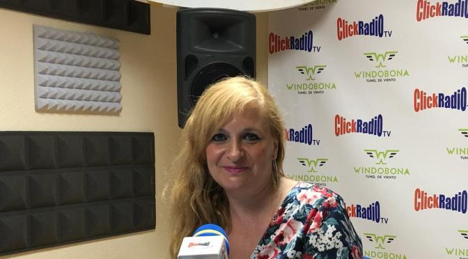 ESCRIBE TU RELATO DE SEPTIEMBRE (IV): la locutora Marisa Garrido @marisagarrido10 @ClickRadioTv