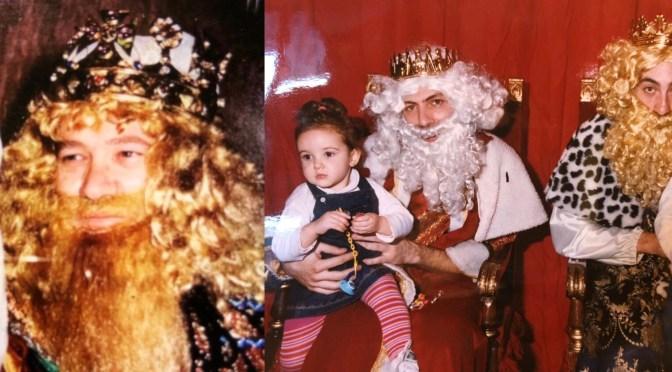 ESCRIBE TU RELATO DE ENERO (II): El rey Gaspar