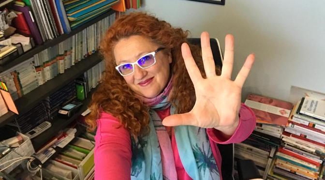 EL PRÓLOGO DEL MES DE MARZO: Sonia Wilt, psicóloga