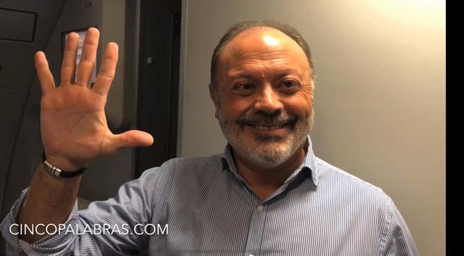 ESCRIBE TU RELATO DEL MES DE ENERO (IV): VÍCTOR MONEO, DIRECTOR DE VENTAS DE IBERIA