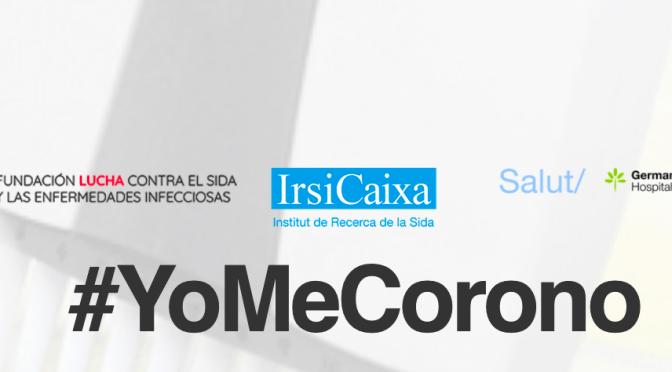CAUSA DEL MES DE MAYO: #YOMECORONO