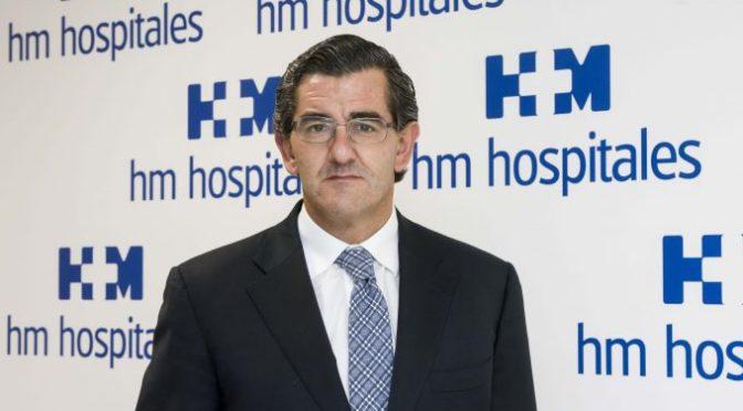 ESCRIBE TU RELATO DEL MES DE JUNIO (I): DR. JUAN ABARCA, PRESIDENTE @HMHOSPITALES