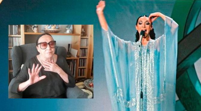 ESCRIBE TU RELATO DEL MES DE MAYO (IV): Betty Missiego, cantante