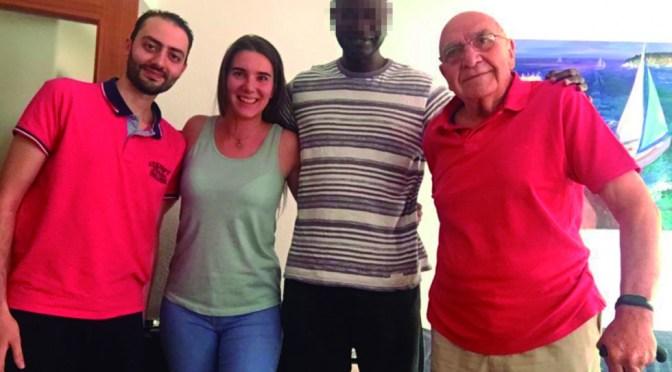 CAUSA DEL MES DE JULIO: REFUGEES WELCOME @RWelcomeSpain