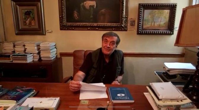 ESCRIBE TU RELATO DEL MES DE ENERO (III): EMILIO PORTA,  vicesecretario y director de Publicaciones de Asociación de Escritores y Artistas Españoles. @ASOCEAE #EMILIOPORTA