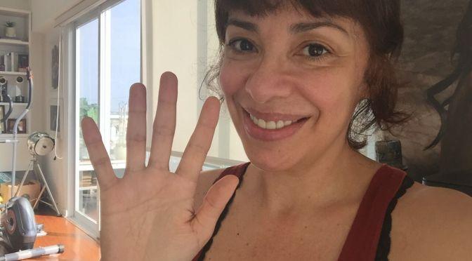 ESCRIBE TU RELATO DEL MES DE Febrero (II): TATIANA ASTENGO,  ACTRIZ @TatianaAstengoB