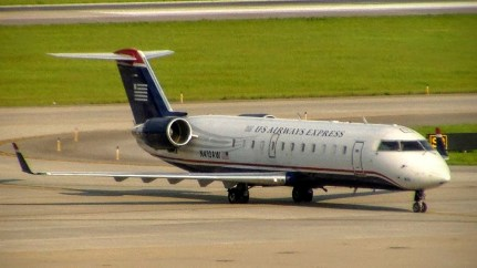 CVG Air Wisconsin CRJ-200 N410AW