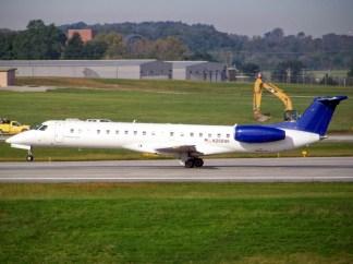 CVG Shuttle America ERJ-145 N268SK