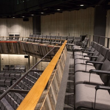The Otto M. Budig Theater 13
