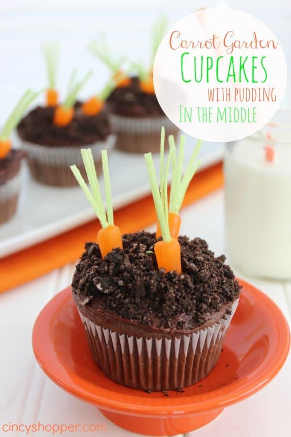 Carrot In The Garden Easter Cupcakes Cincyshopper