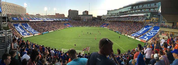 FC Cincinnati, Soccer, USL, Louisville
