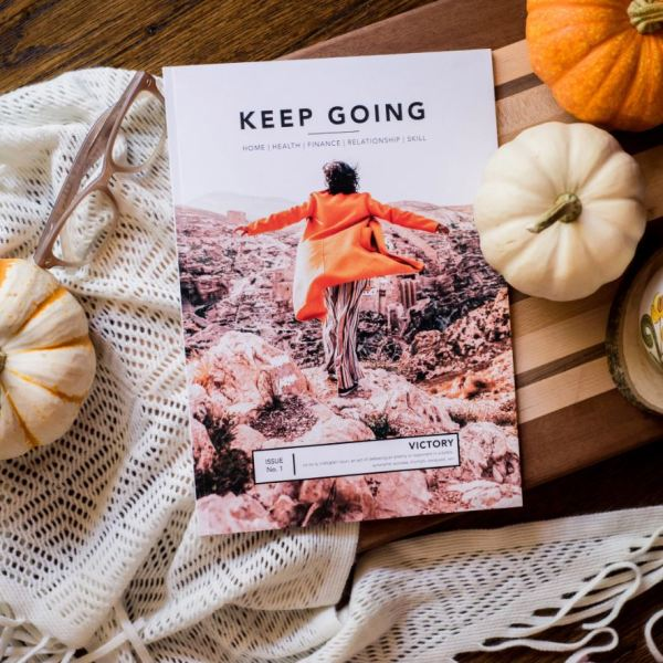 Keep Going Journal