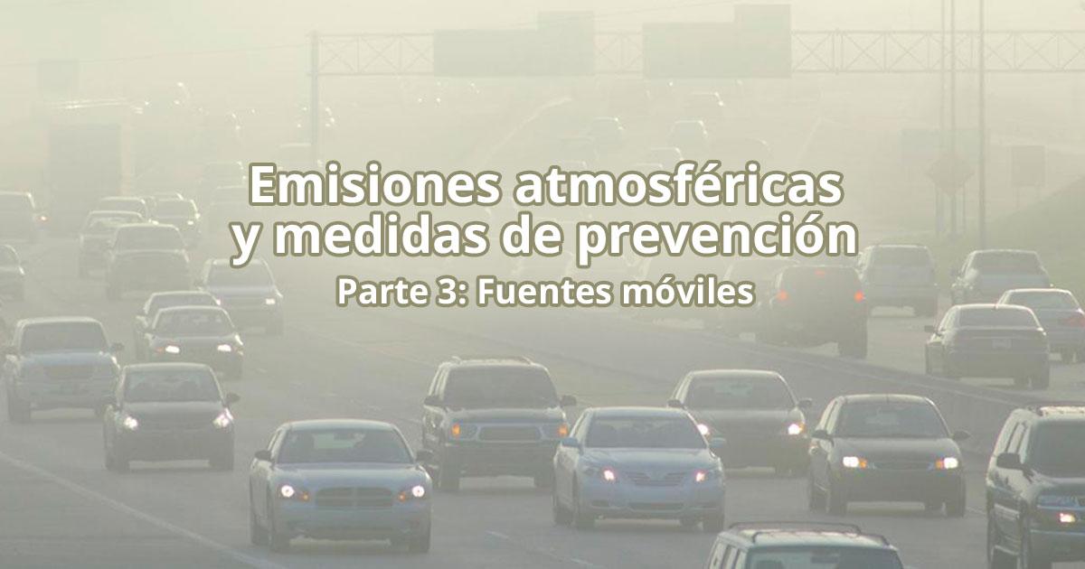 Emisiones Atmosféricas