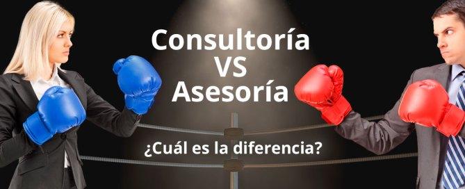 Diferencia entre consultoría y asesoría