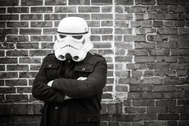 star wars headshot