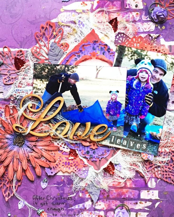 Love Leaves 2